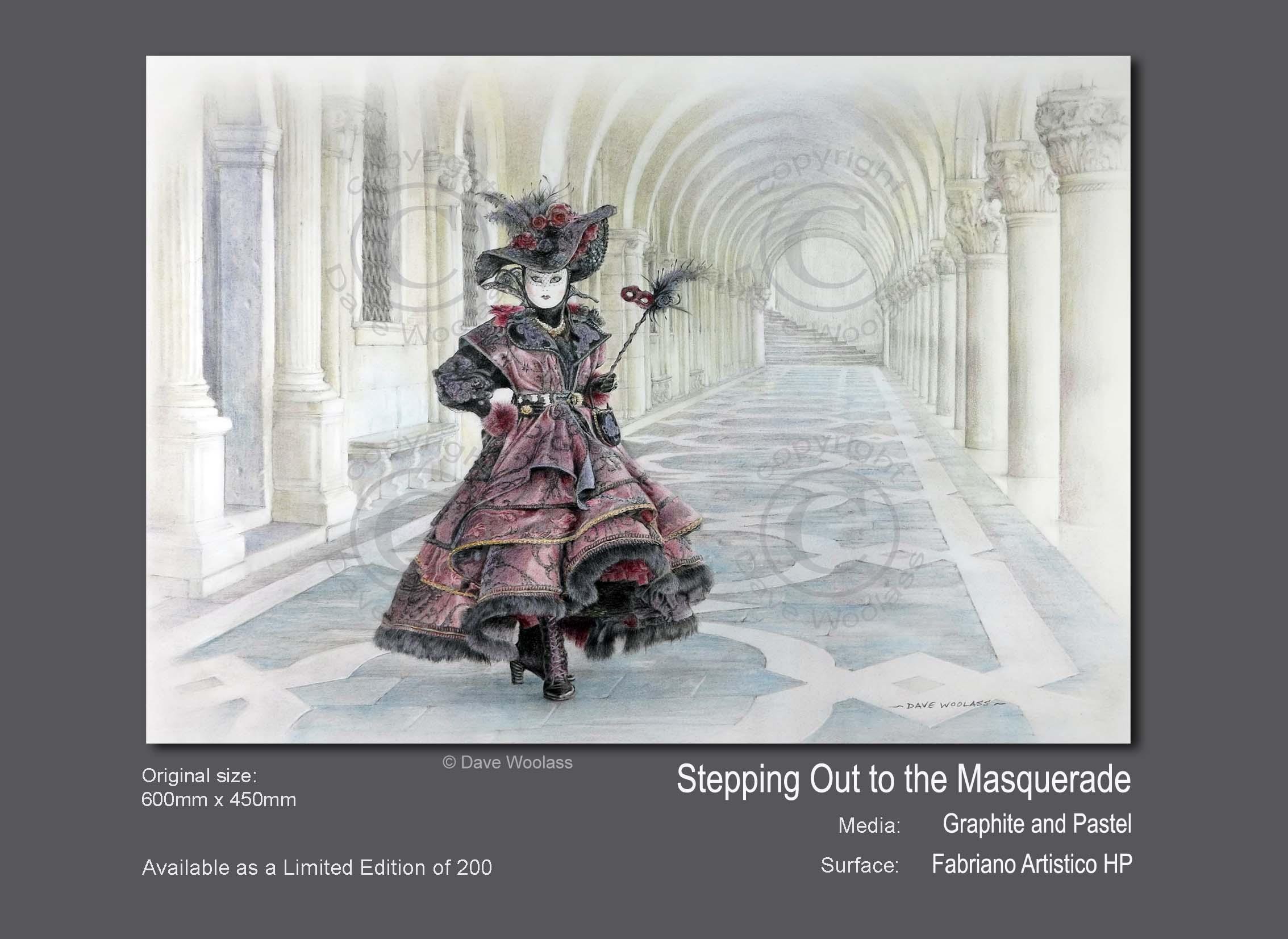 SteppingOutToTheMasquerade