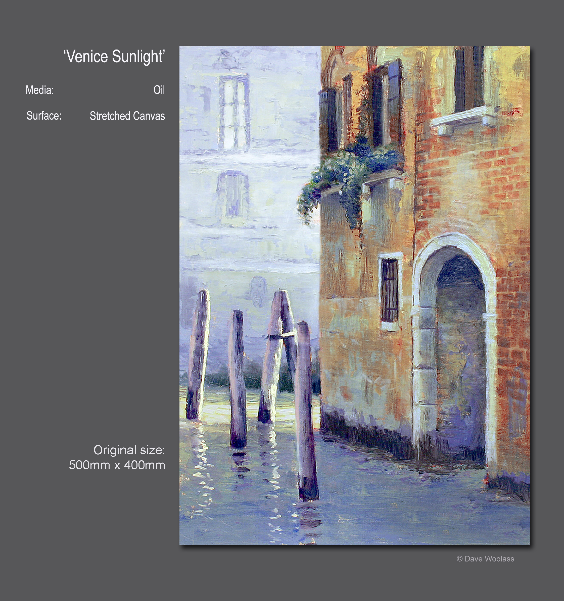 Venice Sunlight