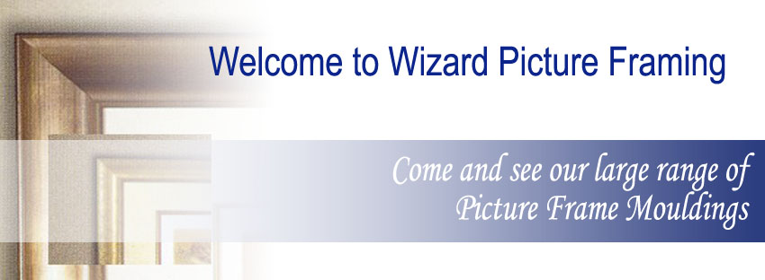 Wizard Picture Framing